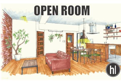 OPEN ROOM [6/27(土)・28(日)@北千住]