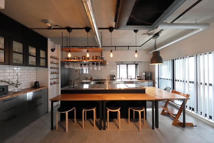 施工事例「028 Downtown Kitchen Studio」