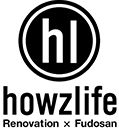 howzlife Renovation x Fudosan