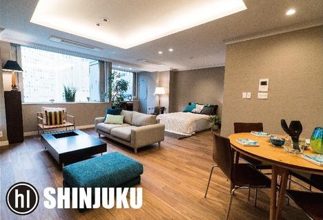 西新宿・オープンルーム