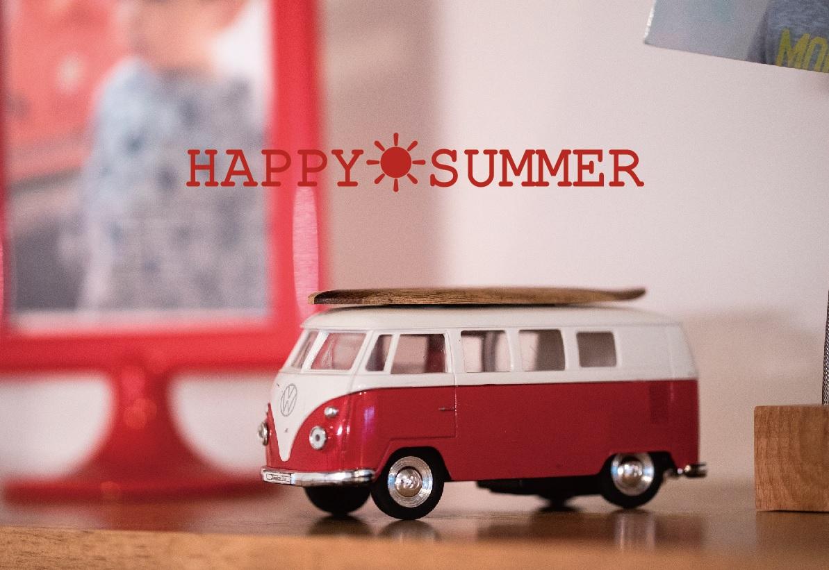夏季休暇のご案内