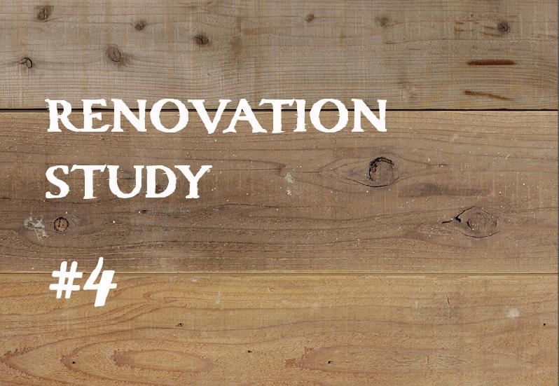 リノベSTUDY #4|戸建てのリノベーションで「増築」する際の注意点!「改築」との違いは?